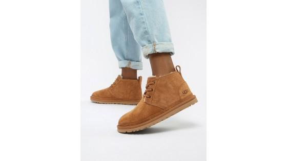Угги-ботинки для мужчин всегда в тренде
