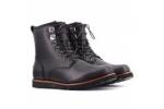 Мужские угги на шнурках: замшевые и кожаные модели