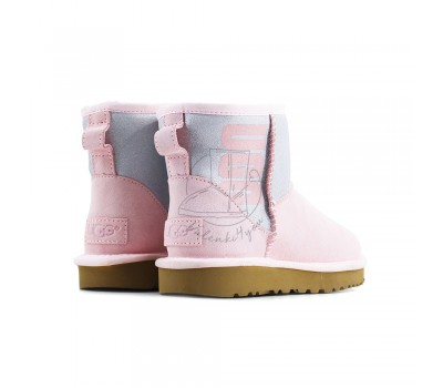 Угги Mini Sparkle Boot - Seashell Pink