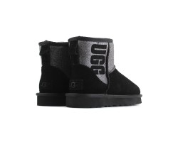 Угги Mini Sparkle Boot - Black