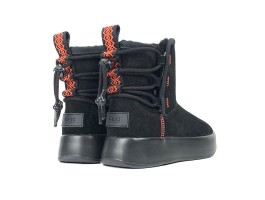 Женские Ботинки CLASSIC BOOM ANKLE BOOT - Black