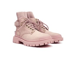 Женские Ботинки Martin - Pink