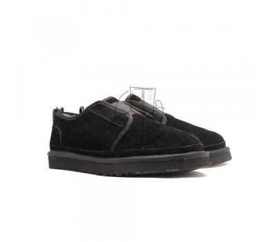Men Slippers Flex - Black