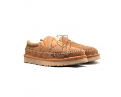 Мужские Slippers Stitch - Chestnut