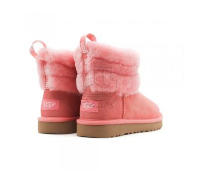 Угги Mini Fluff Quilted Boot - Lantana
