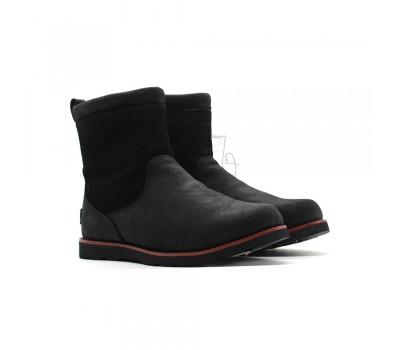 Мужские ботинки Hendren TL - Чёрные