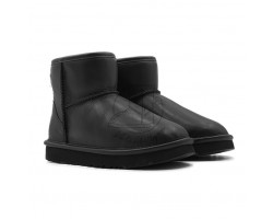 Угги Classic Mini Leather - Black