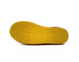 Угги Мини - Black & Yellow