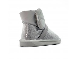 Угги Clear Quilty Boot - Grey