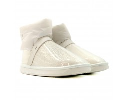Угги Clear Quilty Boot - White