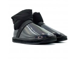 Угги Clear Quilty Boot - Black