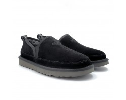 Mens Slippers Romeo - Black