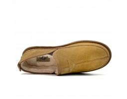 Mens Slippers Romeo - Chestnut