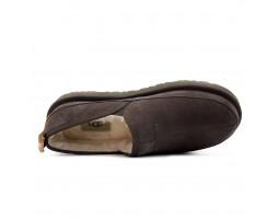 Mens Slippers Romeo - Chocolate