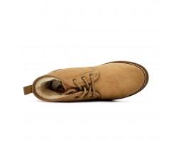 Мужские Ботинки Neuland - Chestnut