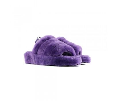 Fluff Yeah Slide - Violet Bloom