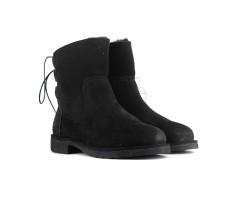 Naiyah Ботинки Черные