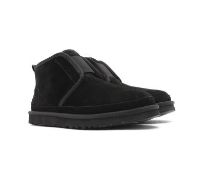 Мужские Ботинки Neumel Flex - Black