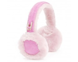 Наушники Earmuffs - Розовые