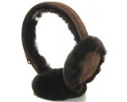 Наушники Earmuffs - Шоколадные