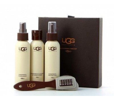 UGG Care Kit - фирменный набор для ухода за уггами