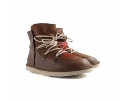 Мужские ботинки Levy - Chocolate