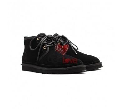 Мужские Ботинки Neumel - Чёрные