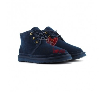 Мужские Ботинки Neumel - Синие