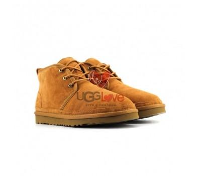 Мужские Ботинки Neumel  - Рыжие
