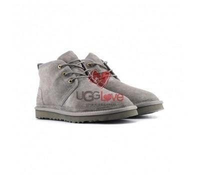 Мужские Ботинки Neumel  - Серые