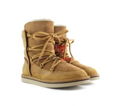 Женские Ботинки Lodge - Chestnut
