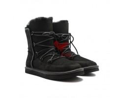 Женские Ботинки Lodge - Black